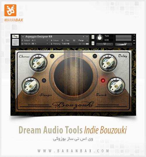 دانلود وی اس تی بوزوکی Dream Audio Tools Indie Bouzouki