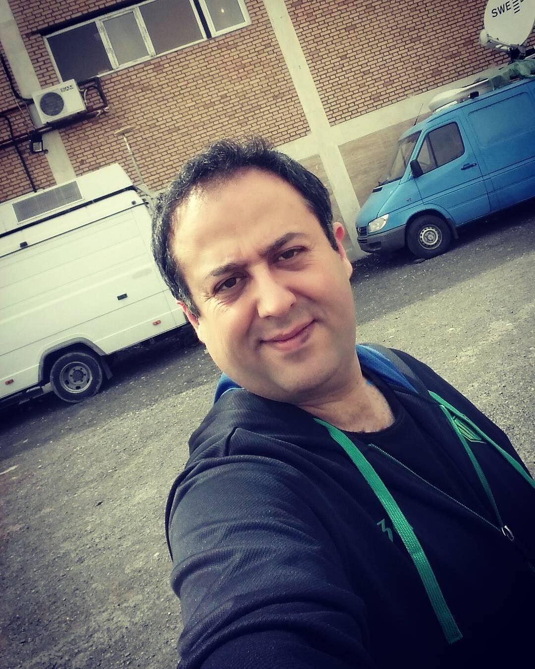 عکسها و بیوگرافی ابراهیم شفیعی