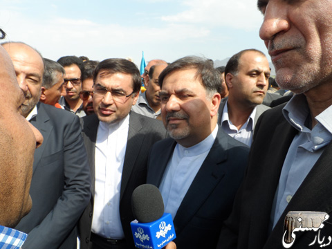 عباس آخوندی در ممسنی