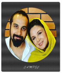 بیوگرافی و عکسهای شهره سلطامی با همسرش