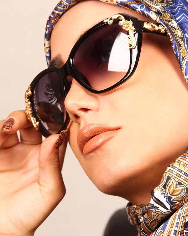 خرید عینک آفتابی گرانجو گلدار
