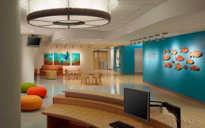 دکوراسیون بیمارستان کودک image