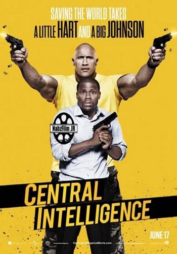 دانلود فیلم Central Intelligence 2016 با لینک مستقیم