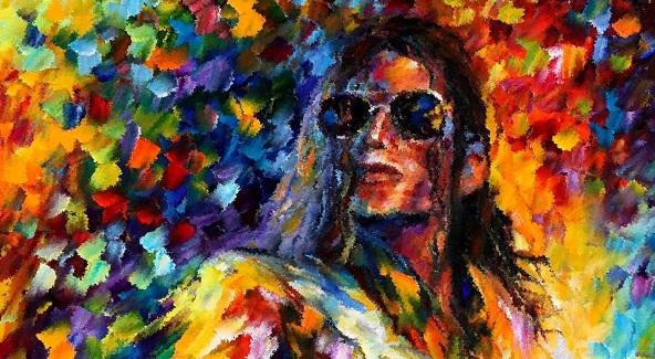 عکس زیبا از هنری از مایکل جکسون خواننده معروف و بهترین های خوانندگی
