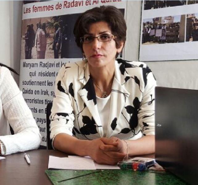 آب مزدوری مریم و مسعود رجوی که از سر گذشت چه یک وجب چه صد وجب