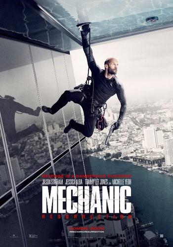 دانلود فیلم مکانیک ۲۰۱۶ Mechanic 2 Resurrection با لینک مستقیم