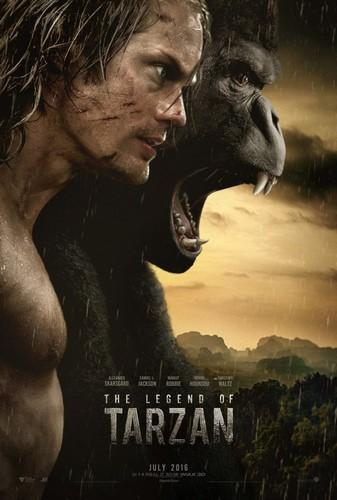 دانلود فیلم  تارزان The Legend of Tarzan 2016 با لینک مستقیم