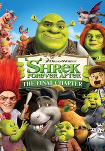 دانلود دوبله فارسی انیمیشن شرک ۴ Shrek Forever After 2010
