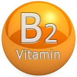 ویتامین b2 یا ریبوفلاوین