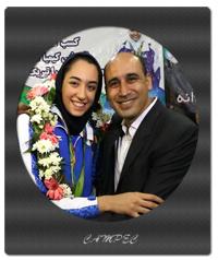 عکسهای بازگشت کیمیا علیزاده از المپیک برزیل 2016