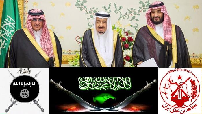 چیدن تمام تخم مرغ ها درسبد سوراخ حکومت عربستان!