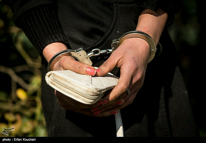 : سرقتهاي «پسرِ زننما» در مجالس زنانه
