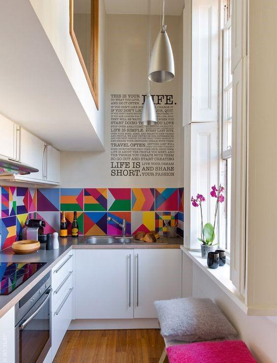 آشپزخانه کوچک5