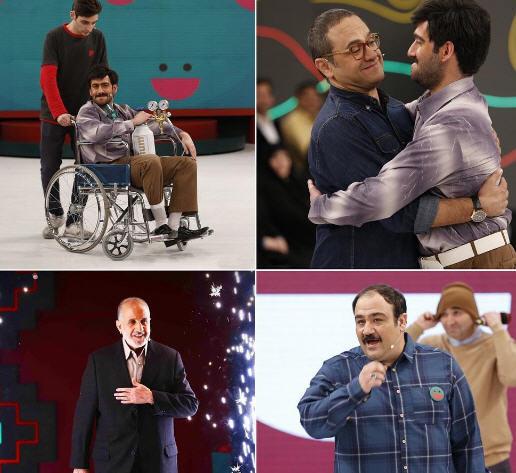 دانلود خندوانه با حضور علی محمد مختاری و کمدین ها 28 دی 95