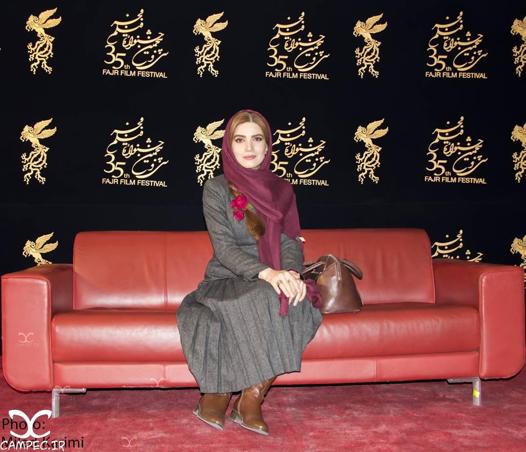 متین ستوده در افتتاحیه جشنواره 35 فیلم فجر