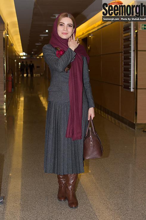 متین ستوده در سی و پنجمین جشنواره فیلم فجر