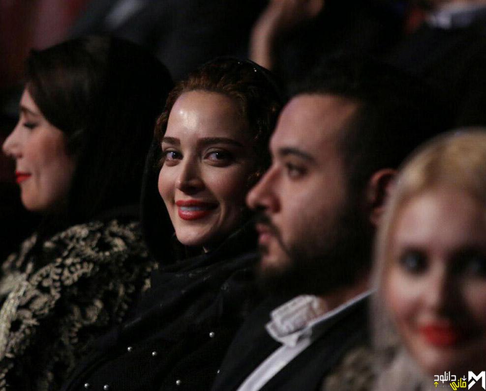 عکس بهنوش طباطبایی در افتتاحیه سی و پنجمین جشنواره فیلم فجر