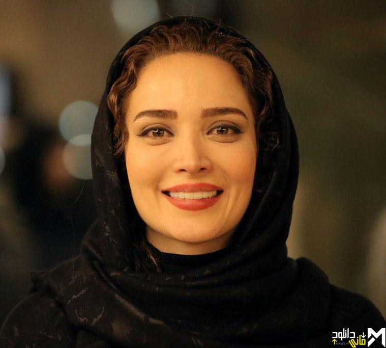 بهنوش طباطبایی در افتتاحیه جشنواره 35 فیلم فجر