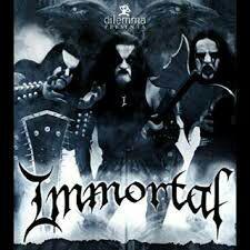 گروه Immortal