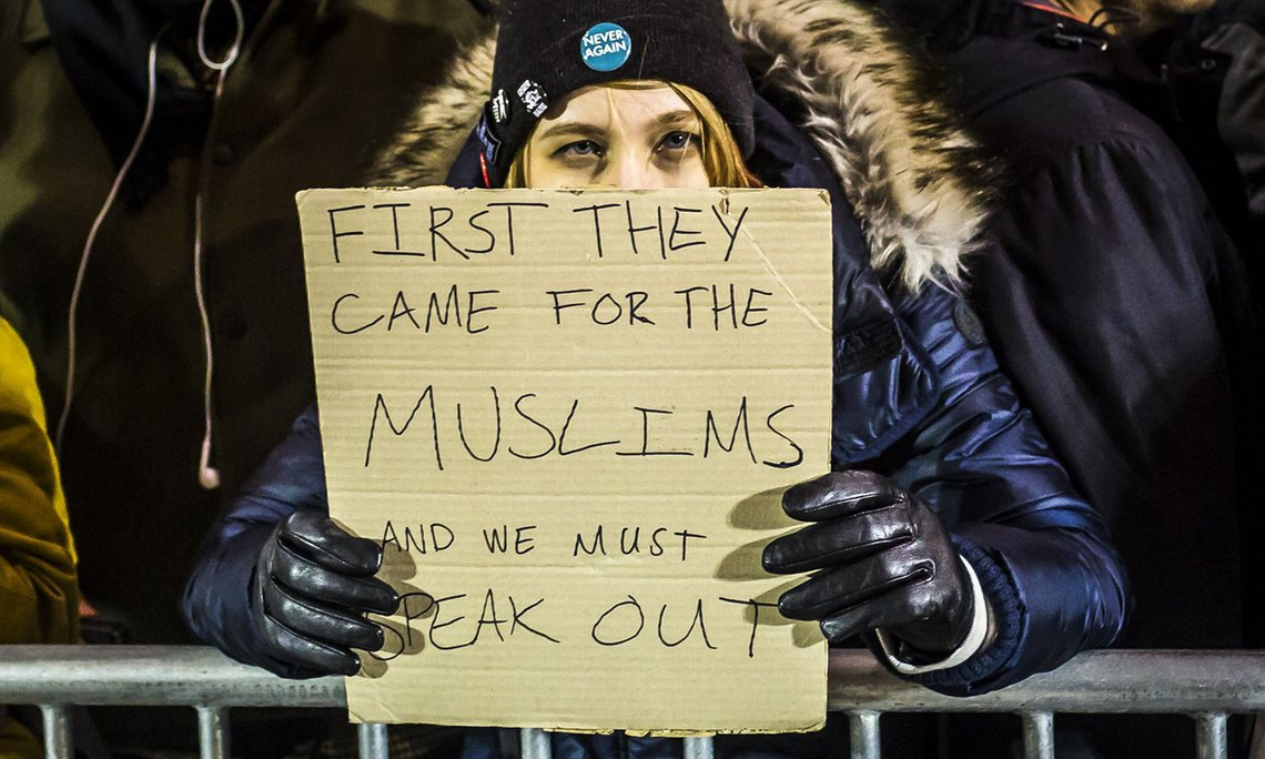 گاردین: در دکترین سیاسی ترامپ جنگ با اسلام تعریف شده است