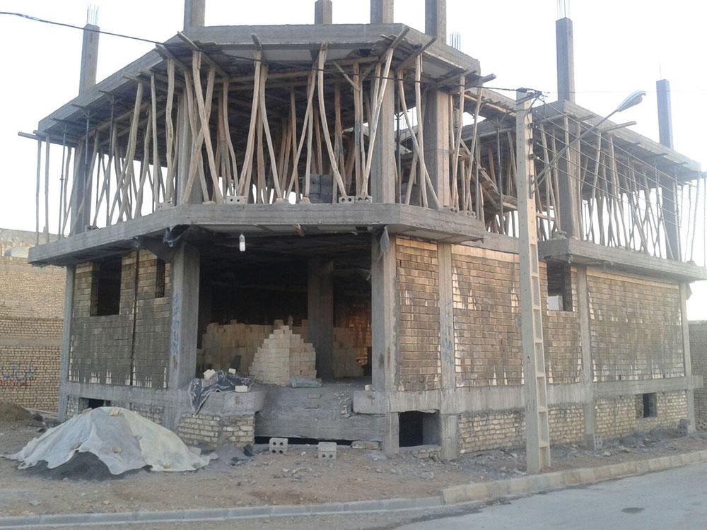 سفتکاری ساختمان