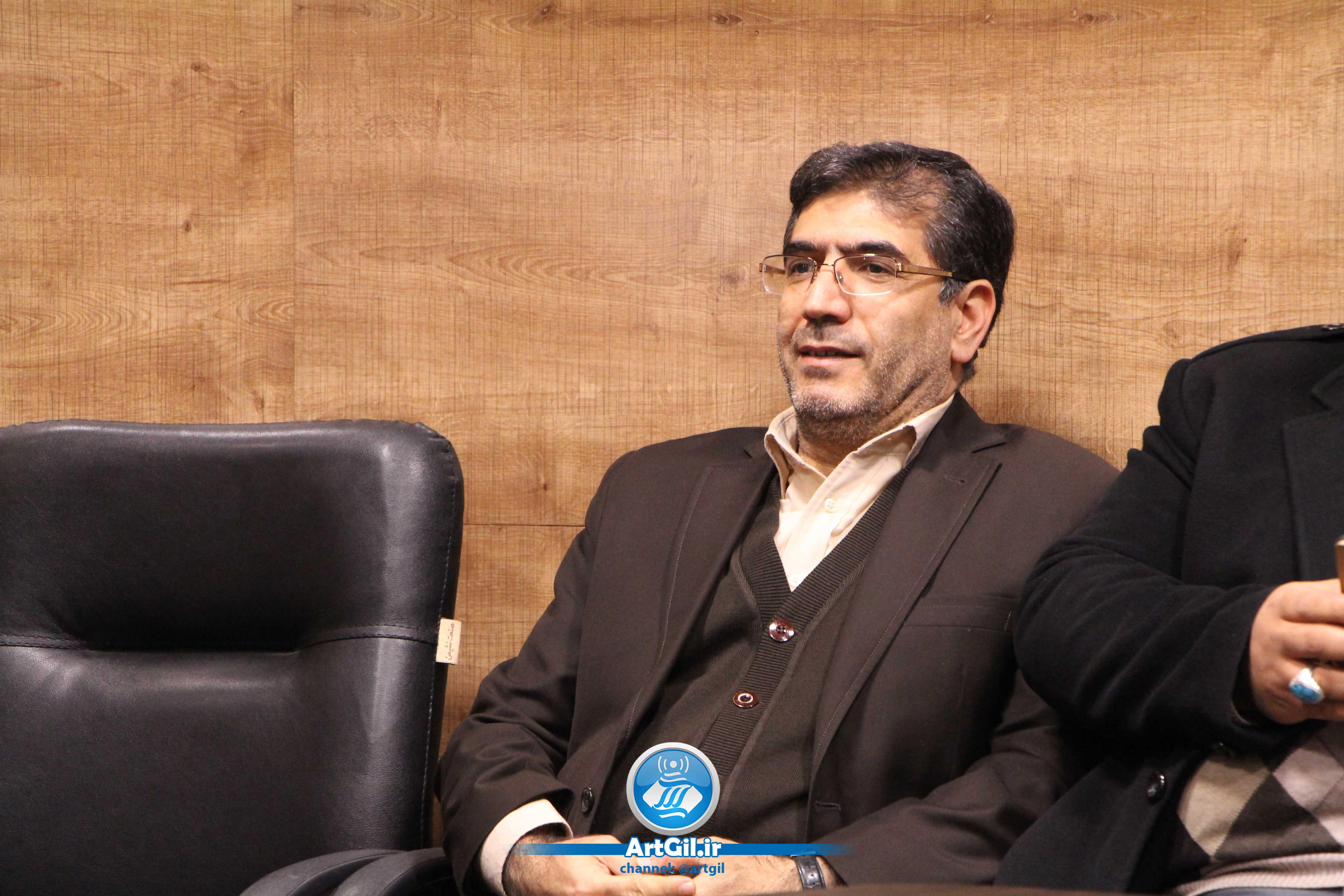 جلسه تودیع و معارفه مدیر عامل جدید سازمان فرهنگی ورزشی شهرداری رشت
