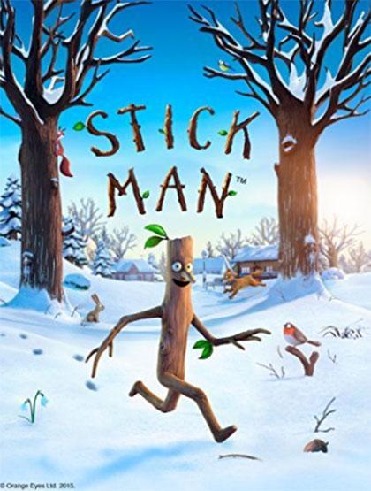 دانلود انیمیشن Stick Man 2015 با لینک مستقیم