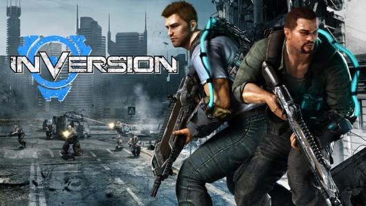 کرک بازی Inversion