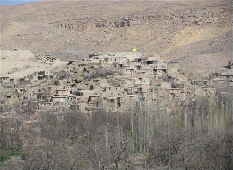 روستای چکنه