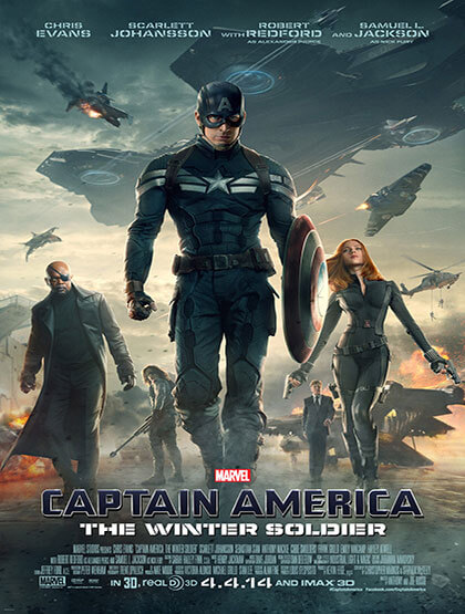 دانلود فیلم Captain America The Winter Soldier 2014