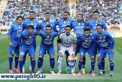 نتیجه و خلاصه بازی استقلال و السد سه شنبه 19 بهمن 95