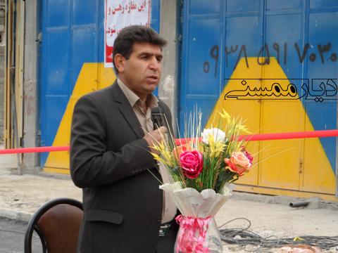 مهندس احمد رضایی