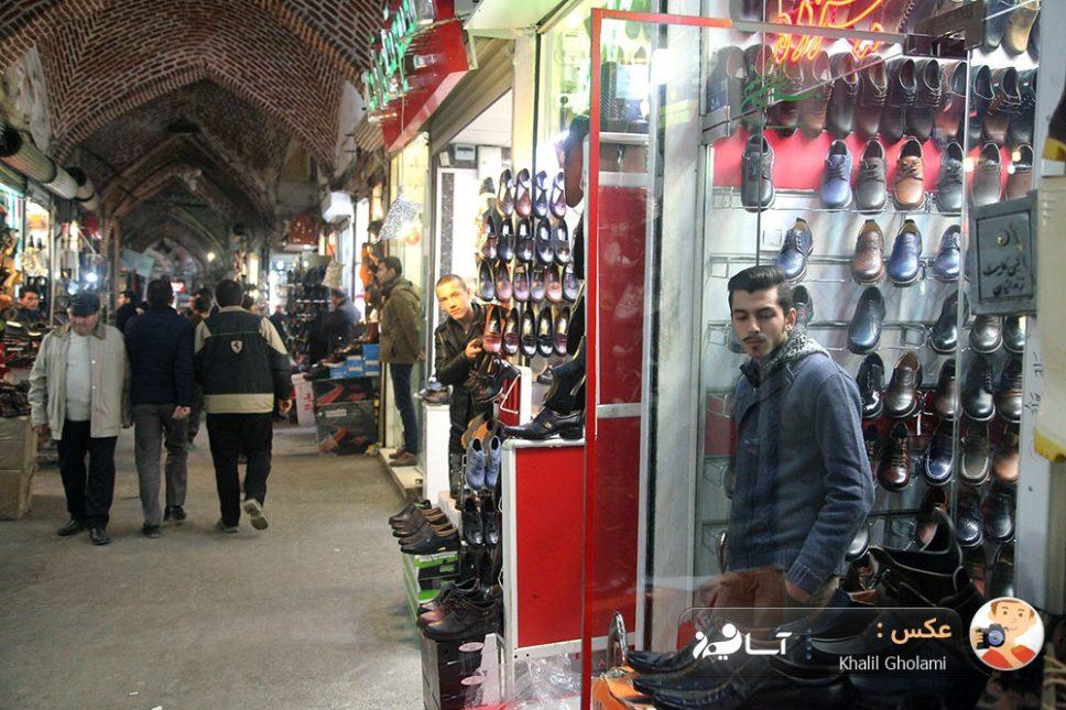 بازاریان تبریز