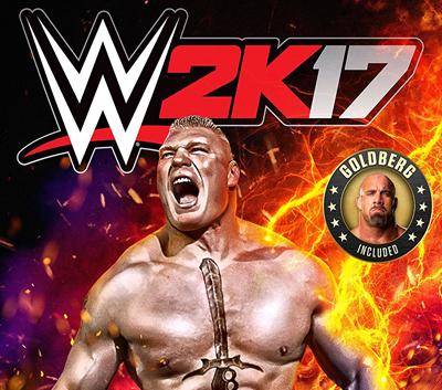 دانلود کرک جدید بازی WWE 2K17