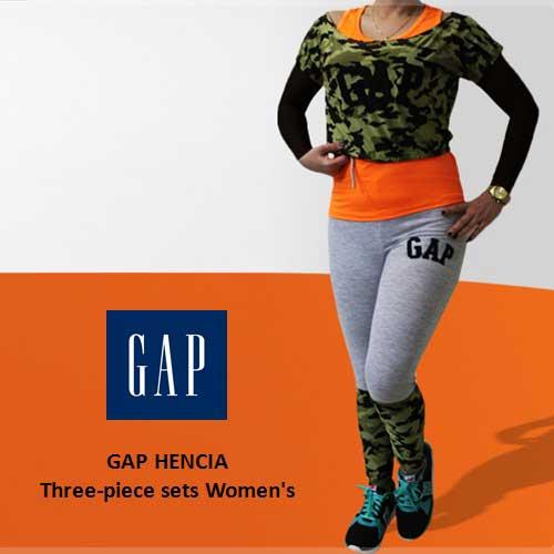 ست لباس ارتشی دخترانه GAP HENCIA LILI