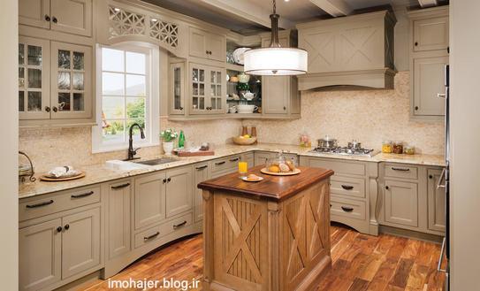 جدیدترین مدلهای کابینت آشپزخانه +عکس