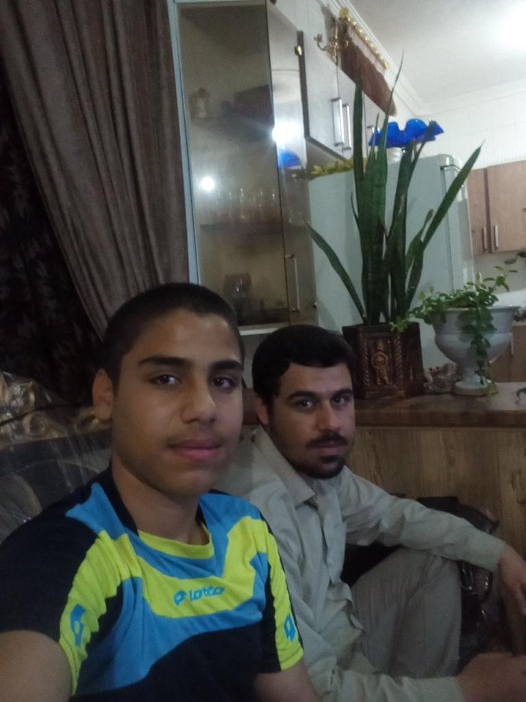 من و علی