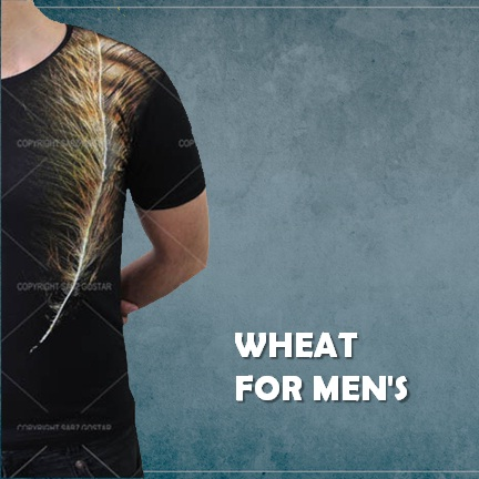 تیشرت مردانه ویت wheat