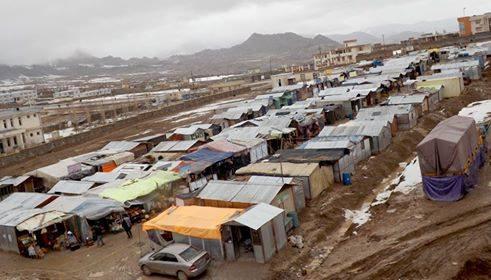 حلبی آباد دایکندی یاد آور خاطره مبارزاتی مردم افریقای جنوبی علیه ظلم و ستم اپارتاید