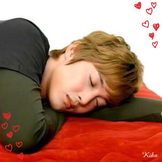Good Night Hyun Joong and Henecia