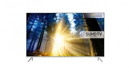 5. Samsung KS7000 range؛ تلویزیون KS7000 هم ارزان است و هم قابلیت اچ.دی.آر دارد