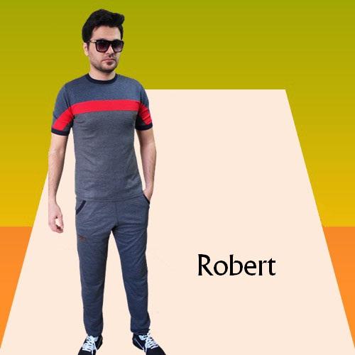 ست تیشرت و شلوار مردانه رینالدو،روبرت Robert,Renaldo