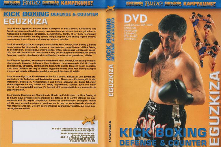 دانلود بسته اموزشی کیک بوکسینگ |  Kickboxing - Defense & Counters