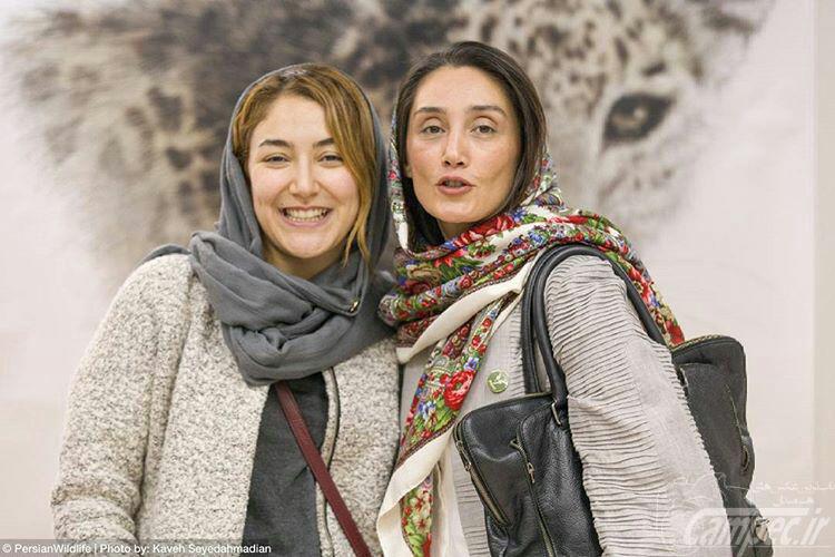 عکس زیبا هدیه تهرانی