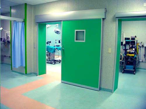 درب بیمارستانی اتوماتیک