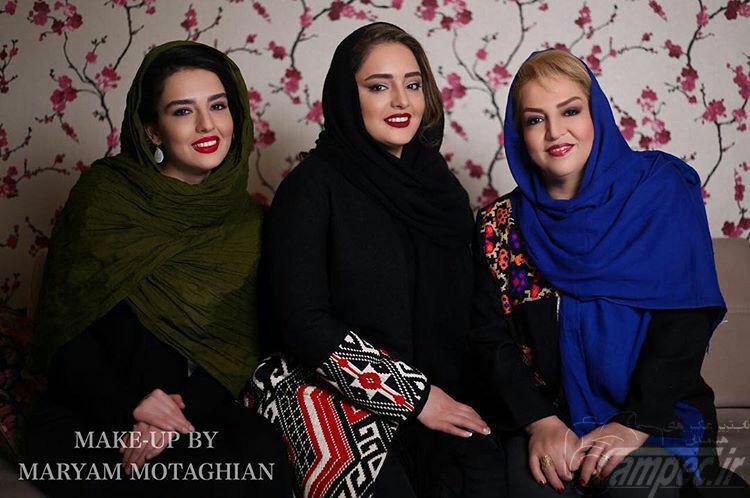 نرگس محمدی بازیگر ستایش