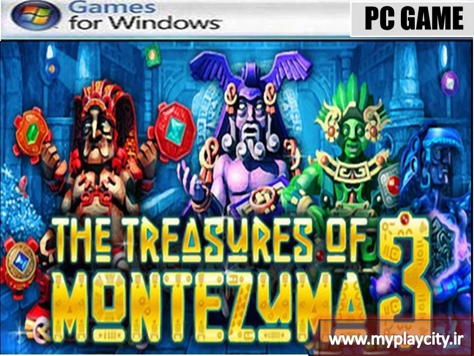 دانلود بازی treasures of montezuma 3 برای کامپیوتر