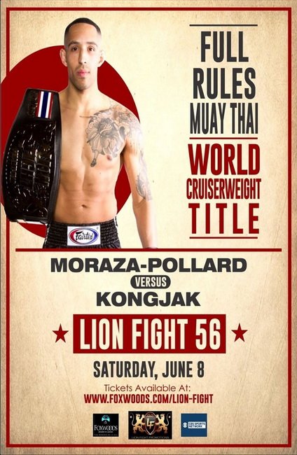 دانلود مسابقات موی تای : Lion Fight 56