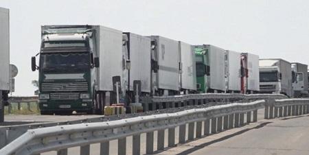 ممنوعیت تردد کامیون و تریلر در مسیر اردبیل ـ آستارا