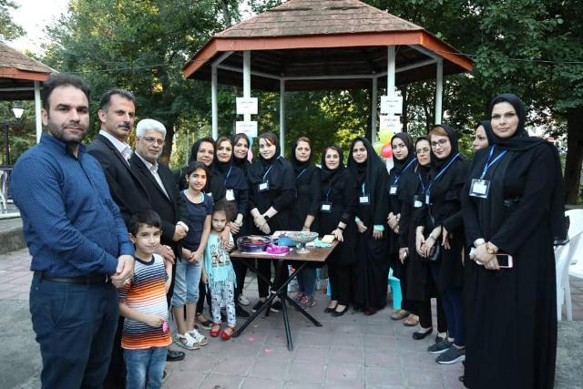 """با هدف افزایش نشاط اجتماعی """"جشنواره یک روز بازی با خانواده"""" از سوی شهرداری رشت برگزار شد"""